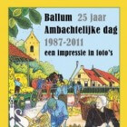 Ambachtelijke Dag in Ballum - jubileumboek