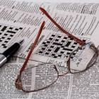 Hoe lees je de krant als je niet (goed) meer ziet?