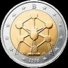 Herdenkingsmunten - Twee euro