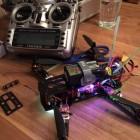 Wat zijn de onderdelen van een First Person View-drone?
