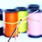 Benodigdheden en materialen om te naaien