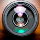 Verschillende camera-objectieven (cameralenzen)