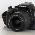 Canon 18-55mm zoomlens EF-S f/3.5-5.6 III