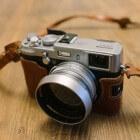 Nieuwe digitale camera compact en intelligent