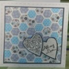 Wenskaarten: patchwork- of mozaïekkaarten maken