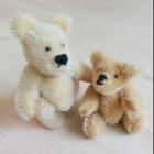 Zelf een mini teddybeer maken