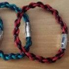 Tips voor het maken van je eigen leren Kumihimo armbandje