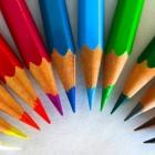 Tekenen met kinderen: kleuren mengen met kleurpotlood