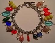Zelf sieraden maken: de jasseron armband met bedels