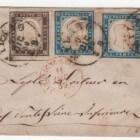 Belgische postzegel: de Omgekeerde Denderdermonde