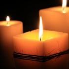 Kaarsen zelf maken met katoenen pit is een leuke bezigheid