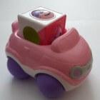 Speelgoedauto's voor meisjes