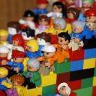 Speelgoed: spelen met Duplo