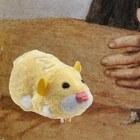 Zhu Zhu pets Hamsters, speelgoedhamster