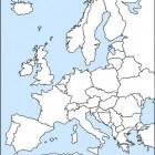 """Activiteit of themaspel: """"Europa rond in één week"""""""