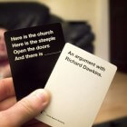 Cards against Humanity: kaartspel voor volwassenen