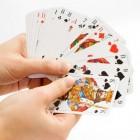 Een leuk kaartspel: Oorlogje