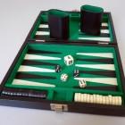 Gezelschapsspelen: backgammon