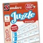 Juzzle een nieuwe logische puzzel variant, uitleg en regels