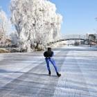 Schaatsen, door Marian Lugtenberg