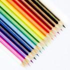 Kleurpotlood: de techniek