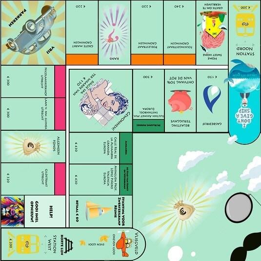 Favoriete DIY: maak en ontwerp je eigen Monopolyspel #WF29
