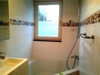 Mozaïek rand in badkamer of wc maken