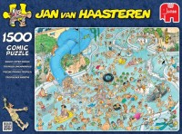 Jan Van Haasteren, Puzzel Whacky Water World (Tropisch Zwemparadijs)